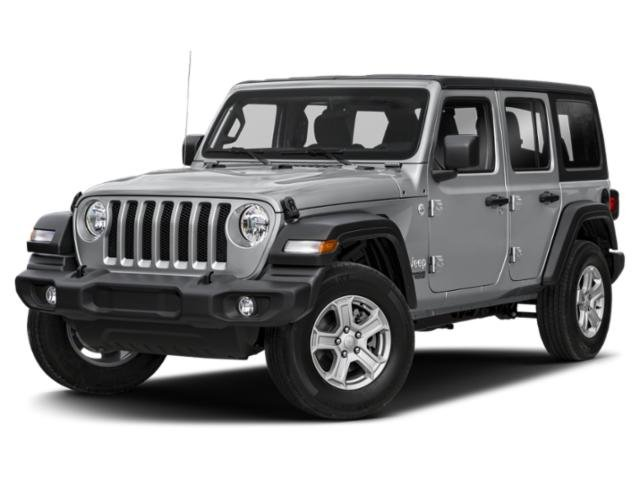 2020 Jeep Wrangler Unlimited Sport Altitude Sport Altitude 4x4 Intercooled Turbo Diesel V-6 3.0 L/182 [1]