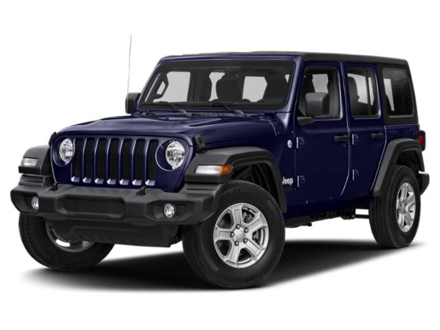 2020 Jeep Wrangler Unlimited Sport S Sport S 4x4 Intercooled Turbo Premium Unleaded I-4 2.0 L/122 [9]