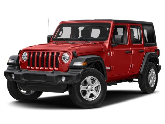 2020 Jeep Wrangler Unlimited  Intercooled Turbo Diesel V-6 3.0 L/182 [11]
