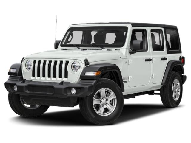 2020 Jeep Wrangler Unlimited Sport Altitude Sport Altitude 4x4 Intercooled Turbo Diesel V-6 3.0 L/182 [5]