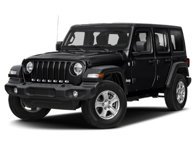 2020 Jeep Wrangler Unlimited Sport Altitude Sport Altitude 4x4 Intercooled Turbo Diesel V-6 3.0 L/182 [6]