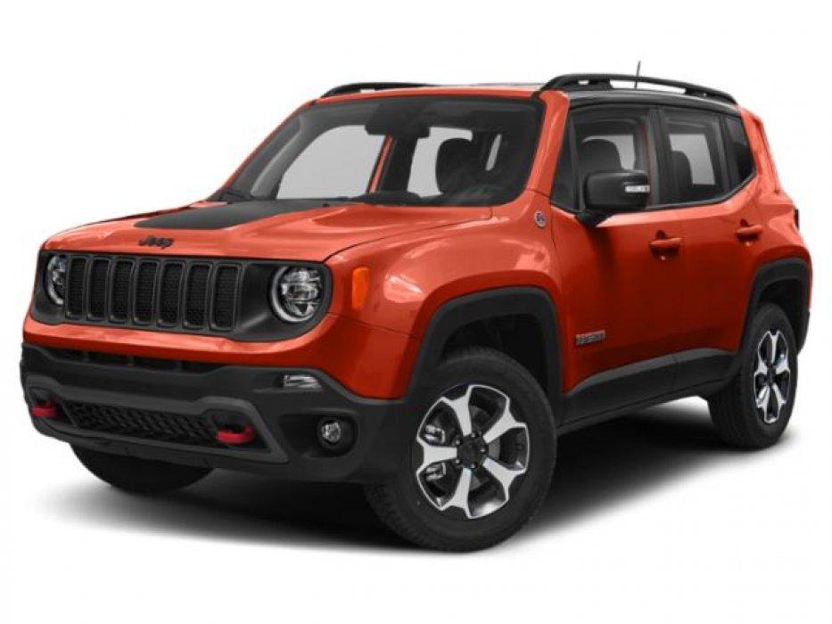 New 2020 Jeep Renegade Trailhawk