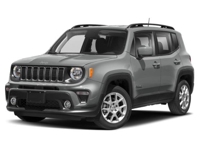 2020 Jeep Renegade Limited Limited FWD Intercooled Turbo Premium Unleaded I-4 1.3 L/81 [9]