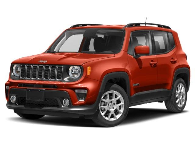 2020 Jeep Renegade Upland Upland 4x4 Regular Unleaded I-4 2.4 L/144 [6]