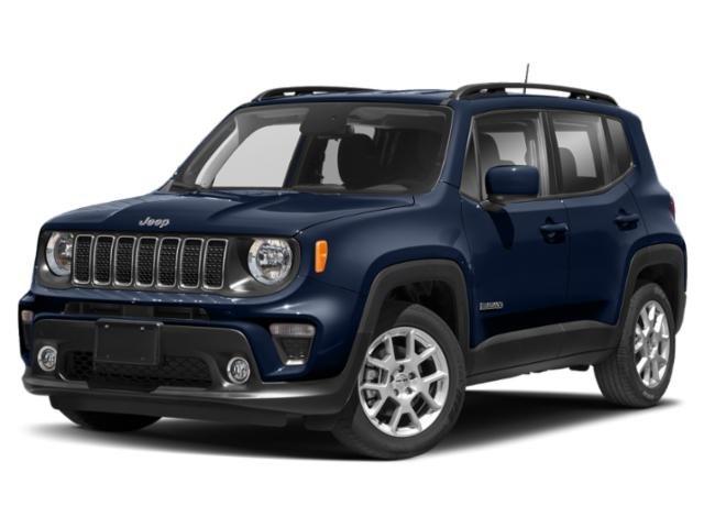 2020 Jeep Renegade Altitude Altitude FWD Regular Unleaded I-4 2.4 L/144 [5]