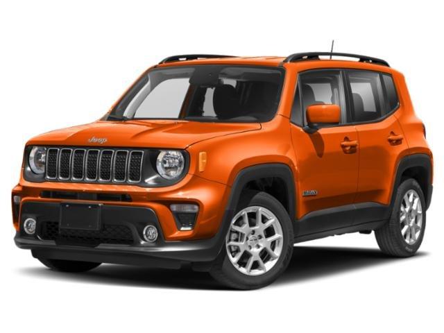 2020 Jeep Renegade Altitude Altitude FWD Regular Unleaded I-4 2.4 L/144 [4]