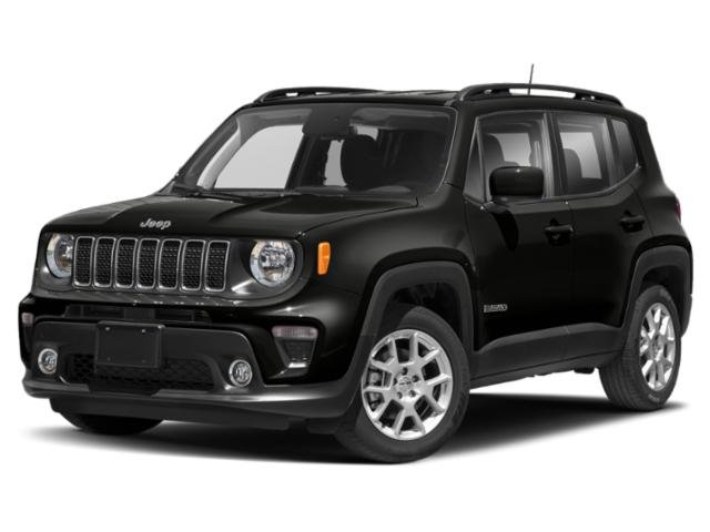 2020 Jeep Renegade Latitude Latitude FWD Regular Unleaded I-4 2.4 L/144 [0]