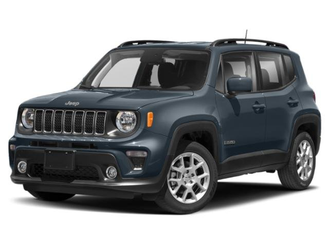 2020 Jeep Renegade Upland Upland 4x4 Regular Unleaded I-4 2.4 L/144 [8]