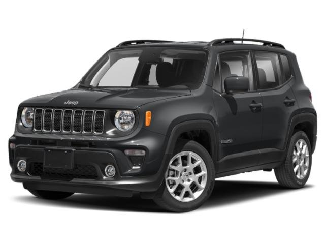 2020 Jeep Renegade Upland Upland 4x4 Regular Unleaded I-4 2.4 L/144 [7]