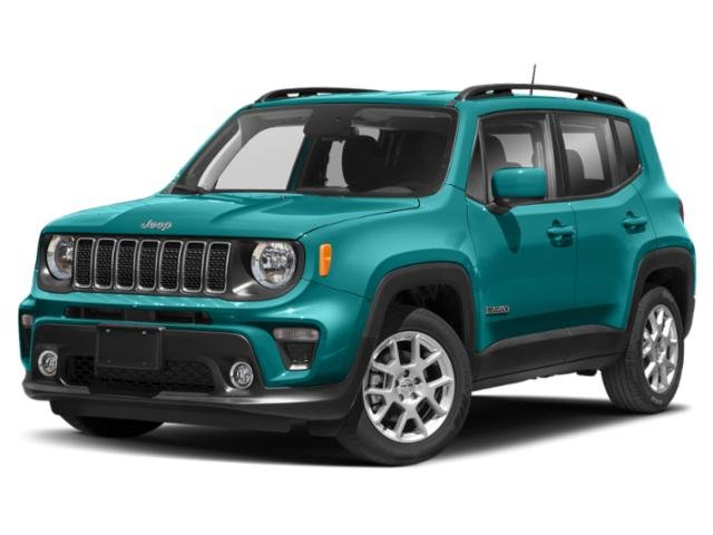 2020 Jeep Renegade Altitude Altitude FWD Regular Unleaded I-4 2.4 L/144 [1]