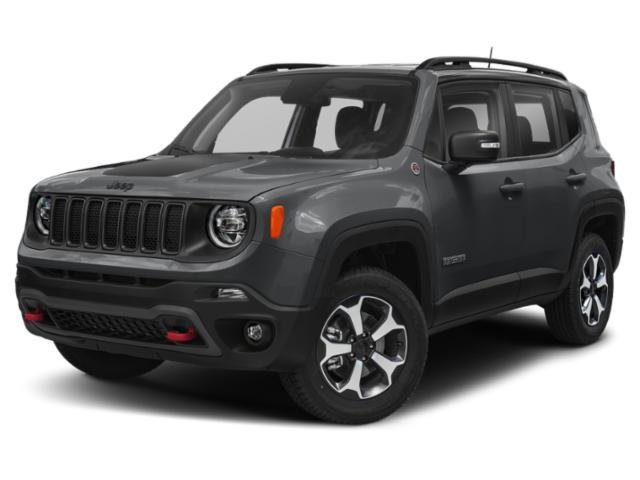 2020 Jeep Renegade Trailhawk Trailhawk 4x4 Intercooled Turbo Premium Unleaded I-4 1.3 L/81 [14]