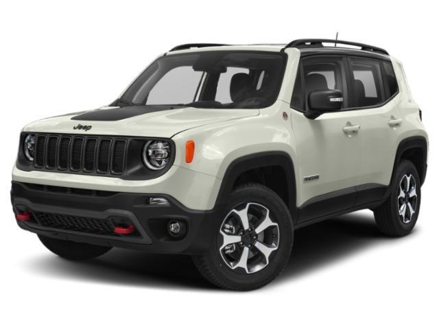 2020 Jeep Renegade Trailhawk Trailhawk 4x4 Intercooled Turbo Premium Unleaded I-4 1.3 L/81 [9]