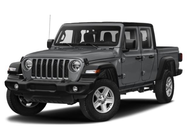 2020 Jeep Gladiator Sport S Sport S 4x4 Regular Unleaded V-6 3.6 L/220 [6]