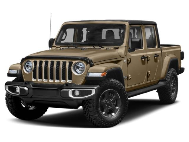 2020 Jeep Gladiator Mojave Mojave 4x4 Regular Unleaded V-6 3.6 L/220 [3]