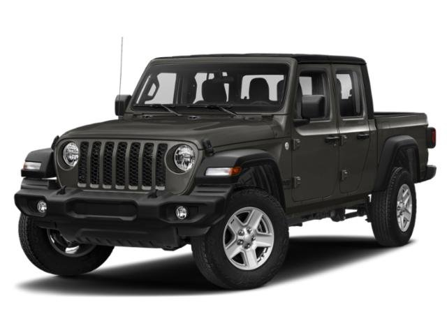 2020 Jeep Gladiator Sport Sport 4x4 Regular Unleaded V-6 3.6 L/220 [0]