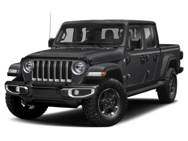 2020 Jeep Gladiator Overland Overland 4x4 Regular Unleaded V-6 3.6 L/220 [1]
