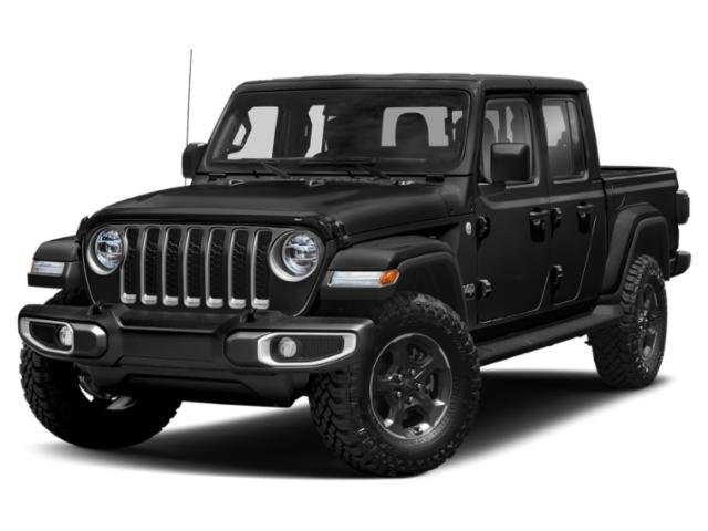 2020 Jeep Gladiator Overland Overland 4x4 Regular Unleaded V-6 3.6 L/220 [13]
