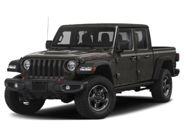 2020 Jeep Gladiator Rubicon Rubicon 4x4 Regular Unleaded V-6 3.6 L/220 [0]