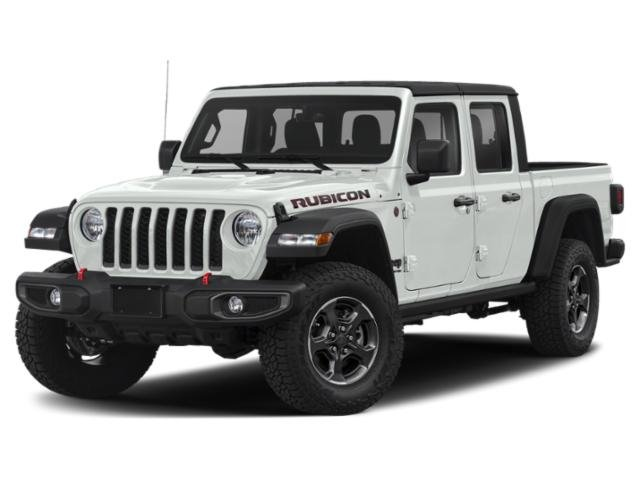 2020 Jeep Gladiator Rubicon Rubicon 4x4 Regular Unleaded V-6 3.6 L/220 [8]