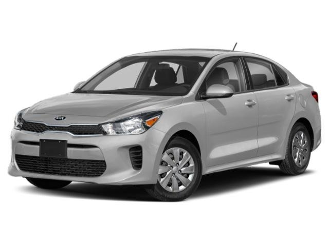 2020 Kia Rio S S IVT Regular Unleaded I-4 1.6 L/98 [2]