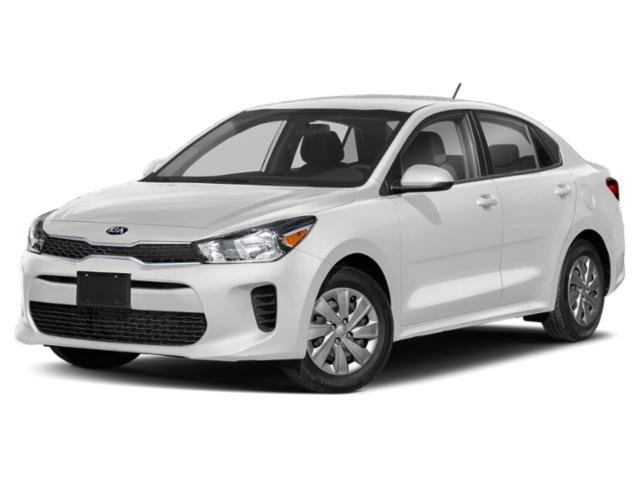 2020 Kia Rio S S IVT Regular Unleaded I-4 1.6 L/98 [0]