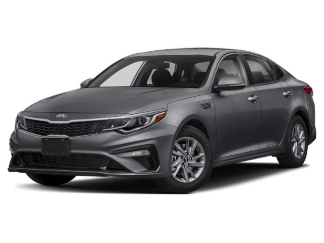 2020 Kia Optima LX LX Auto Regular Unleaded I-4 2.4 L/144 [2]