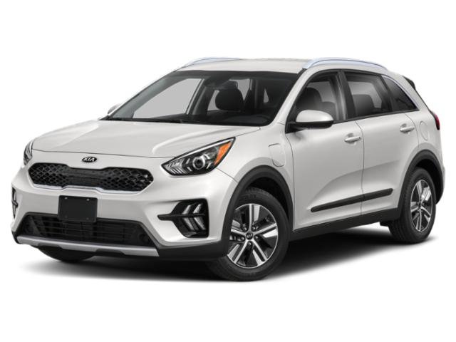 2020 Kia Niro Plug-In Hybrid LXS LXS FWD Gas/Electric I-4 1.6 L/96 [9]