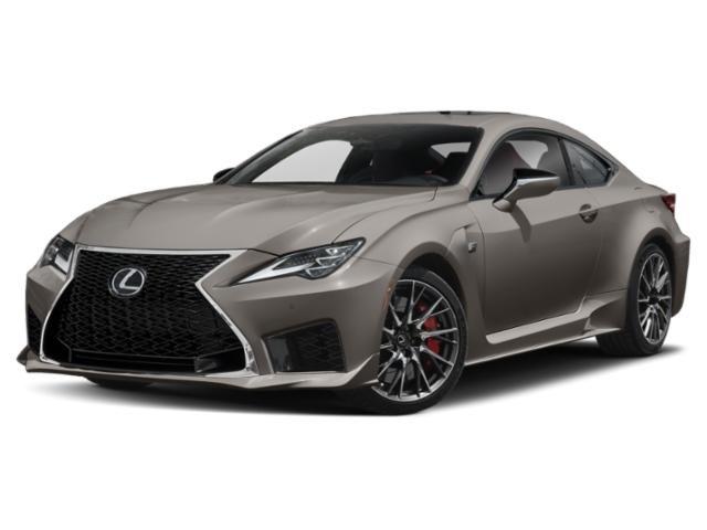 New 2020 Lexus RC F