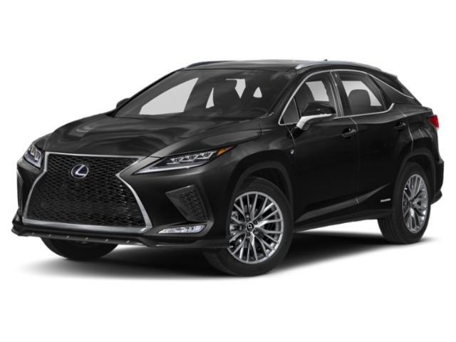2020 Lexus RX RX 450h F SPORT Performance RX 450h F SPORT Performance AWD Gas/Electric V-6 3.5 L/211 [18]