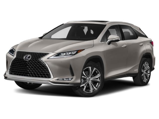 2020 Lexus RX RX 450h RX 450h AWD Gas/Electric V-6 3.5 L/211 [11]