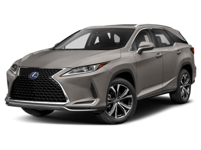 2020 Lexus RX RX 450hL RX 450hL AWD Gas/Electric V-6 3.5 L/211 [28]