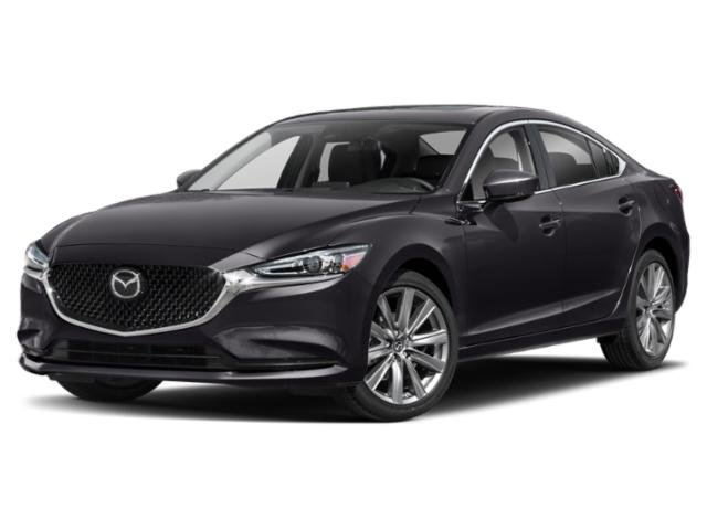 2020 Mazda 6 Touring Touring Auto Regular Unleaded I-4 2.5 L/152 [9]