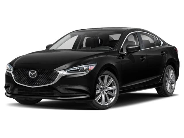2020 Mazda 6 Touring Touring Auto Regular Unleaded I-4 2.5 L/152 [10]