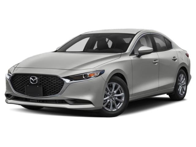2020 Mazda Mazda3 Sedan Base FWD Regular Unleaded I-4 2.5 L/152 [1]