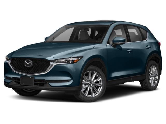 2020 Mazda CX-5 Grand Touring Grand Touring AWD Regular Unleaded I-4 2.5 L/152 [1]