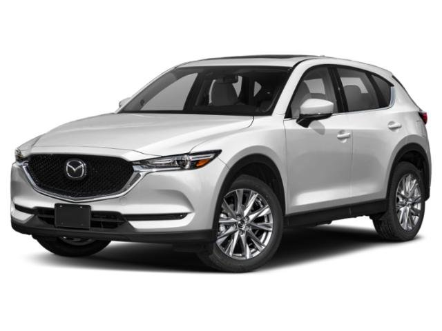 2020 Mazda CX-5 Grand Touring Grand Touring FWD Regular Unleaded I-4 2.5 L/152 [12]
