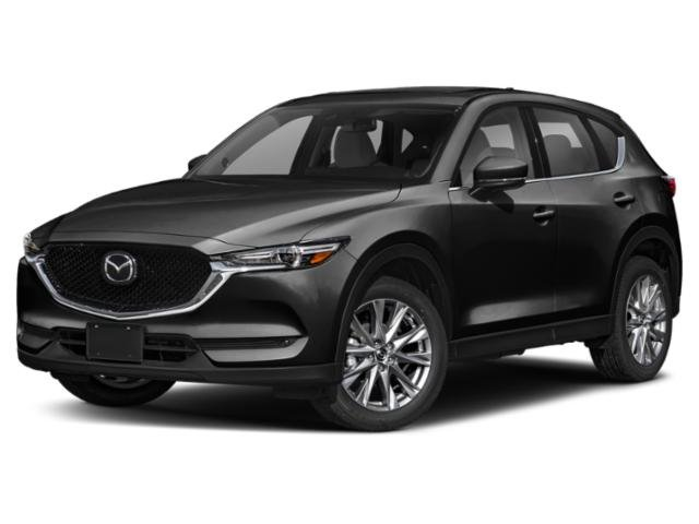2020 Mazda CX-5 Grand Touring Grand Touring FWD Regular Unleaded I-4 2.5 L/152 [8]