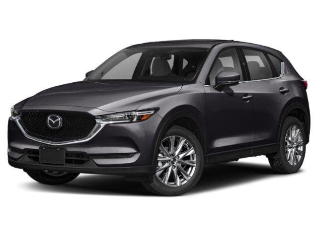 2020 Mazda CX-5 Grand Touring Grand Touring FWD Regular Unleaded I-4 2.5 L/152 [14]