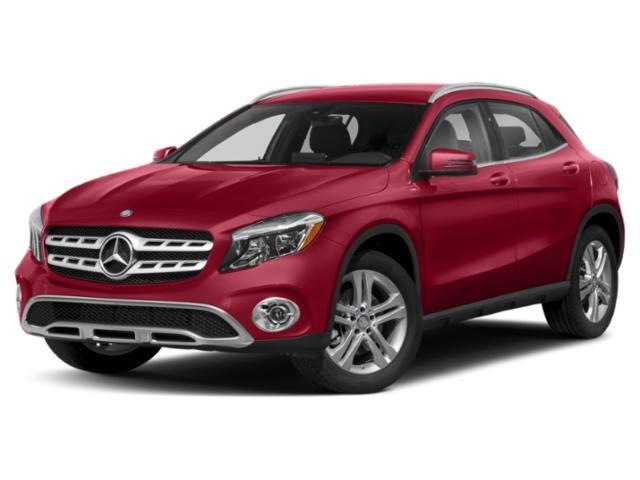 2020 Mercedes-Benz GLA 250 GLA 250 SUV Intercooled Turbo Gasoline I-4 2.0 L/121 [5]
