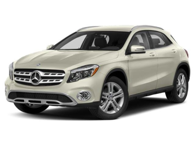 2020 Mercedes-Benz GLA 250 GLA 250 SUV Intercooled Turbo Gasoline I-4 2.0 L/121 [5]