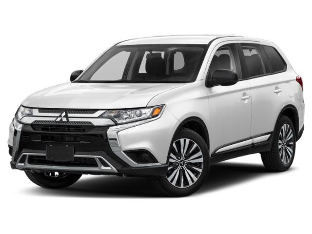 2020 Mitsubishi Outlander ES ES FWD Regular Unleaded I-4 2.4 L/144 [4]