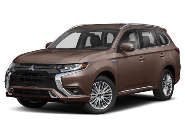 2020 Mitsubishi Outlander PHEV SEL SEL S-AWC Gas/Electric I-4 2.0 L/122 [19]