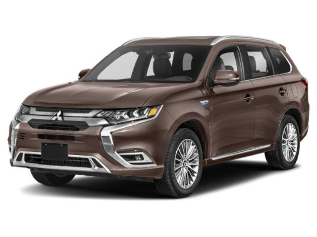 2020 Mitsubishi Outlander PHEV SEL SEL S-AWC Gas/Electric I-4 2.0 L/122 [3]
