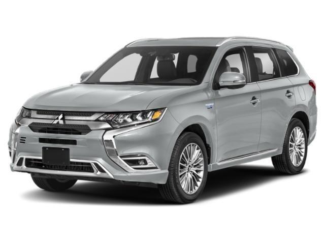 2020 Mitsubishi Outlander PHEV SEL SEL S-AWC Gas/Electric I-4 2.0 L/122 [7]