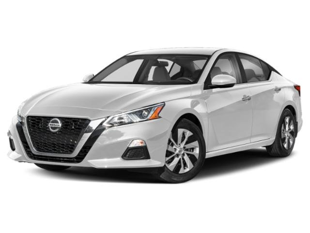 2020 Nissan Altima 2.5 S 2.5 S Sedan Regular Unleaded I-4 2.5 L/152 [1]