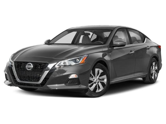 2020 Nissan Altima 2.5 S 2.5 S Sedan Regular Unleaded I-4 2.5 L/152 [10]