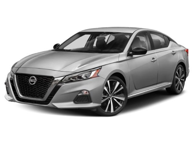 2020 Nissan Altima 2.5 SR 2.5 SR AWD Sedan Regular Unleaded I-4 2.5 L/152 [6]