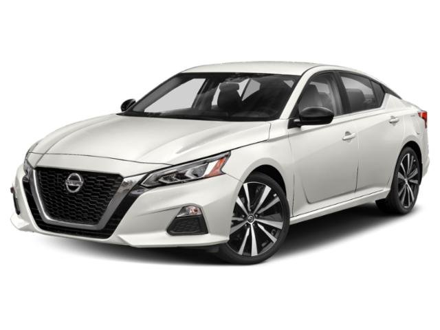 2020 Nissan Altima 2.5 SR 2.5 SR Sedan Regular Unleaded I-4 2.5 L/152 [9]