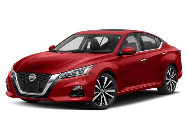 2020 Nissan Altima 2.5 Platinum 2.5 Platinum AWD Sedan Regular Unleaded I-4 2.5 L/152 [0]