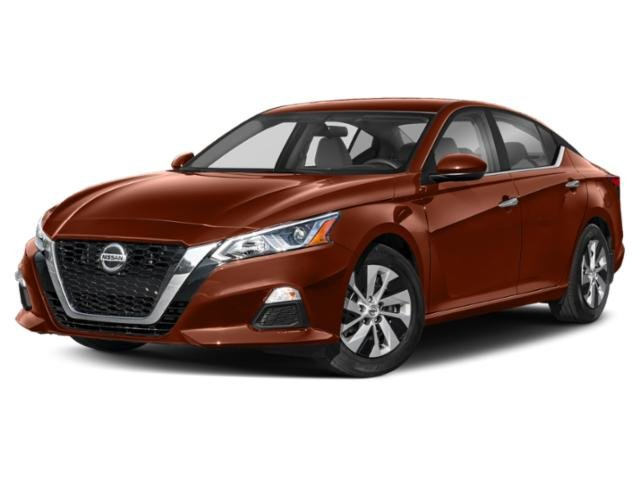 2020 Nissan Altima 2.5 S 2.5 S Sedan Regular Unleaded I-4 2.5 L/152 [6]